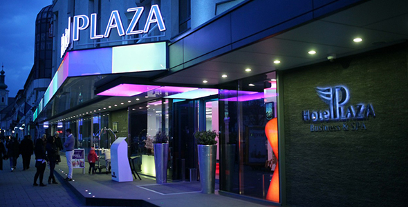 Hotel Plaza V Executive*****